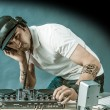 DJ at work — Stock Photo #11469251