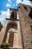 Bell Tower at Rila Monastery — Стоковое фото
