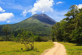 Road to Arenal — Stockfoto