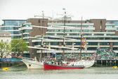 Tall Ship Artemis — Foto Stock