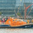 Stock Photo: RNLI Lifeboat