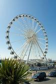 Brighton wheel — Stock Photo
