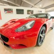 Постер, плакат: Ferrari California