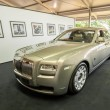 Stock Photo: Rolls Royce