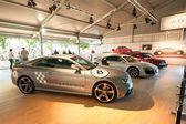 Audi cars — Stock Photo