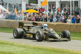 Classic Lotus F1 — Stock Photo