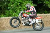 Harley Davidson XR750 — Stock Photo