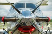 Pervaneli taşıt uçaklar — Stok fotoğraf