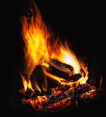 Fiamme di fuoco — Foto Stock