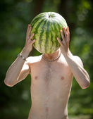Watermeloen — Stockfoto