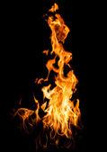 Chamas de fogo — Foto Stock