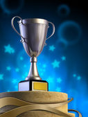 Winner cup — Stock Photo