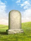墓碑 — 图库照片