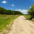 Stock Photo: Rural road