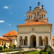 Coronation Cathedral in Alba Iulia, Romania — Stock Photo #12032215