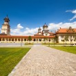 Coronation Cathedral in Alba Iulia, Romania — Stock Photo #12032243