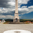 Monument of Horea, Closca and Crisan — Stock Photo
