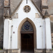 Cathedral entry - Foto de Stock