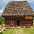 Wooden shack - Foto Stock