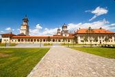 Coronation Cathedral in Alba Iulia, Romania — Stock Photo