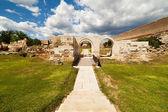 ルーマニアの apulum ローマ カストラ — ストック写真