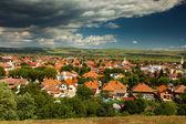 アルバの iulia 市の空中写真 — ストック写真