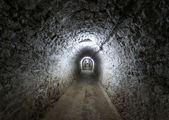 Salt mine from Turda, Romania — Stock Photo
