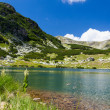 Lake Calcescu in Romania — Stock Photo #12105527