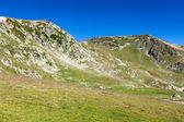 Iezer peak, Romania — Stock Photo