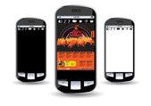 Smart phone — Stock Vector
