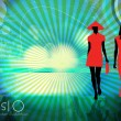 Fashion — Vector de stock #11679179