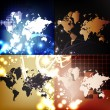 World map — Stock Photo #11826928