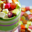 Stock Photo: Colorful candy mix