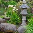 Asian garden — Stock Photo