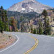 Mountain highway — Stock Photo