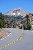 Mountain highway — Stock Photo