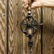 Royalty-Free Stock Photo: Antique hand drill