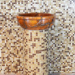 Stock Photo: Wash basin made ​​of stone