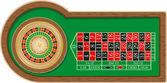 Roulette casino illustration — Stock Photo