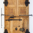 Old medievil door — Stock Photo #10955063