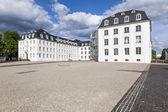 Schloss Saarbruecken — Stock Photo