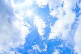 Bright sun — Stock Photo