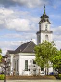 Church in Saarbruecken — Stock Photo
