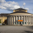 Opera Saarbruecken — Stock Photo