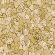 broken tiles — Stock Photo