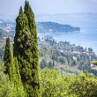 Corfu Greece — Stock Photo