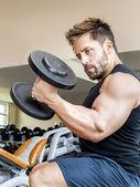 Bodybuilding man — Stock fotografie