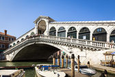 Rialto Bridge Venice — Stock Photo