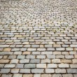 Cobble stone background - Photo