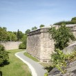 Old wall Nuremberg — Stock Photo